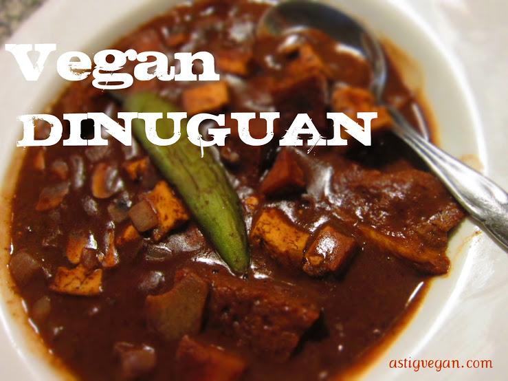 Vegan filipino dinuguan recipe astig vegan forumfinder Images