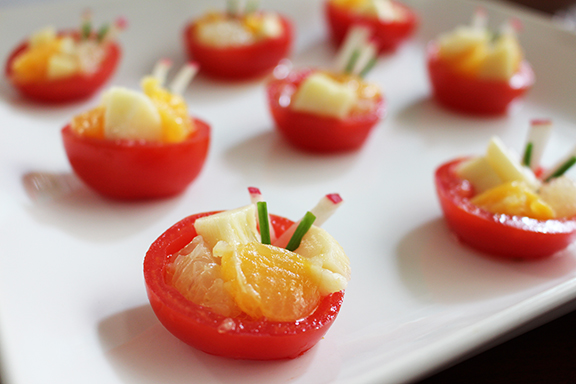 Easy recipes canapes
