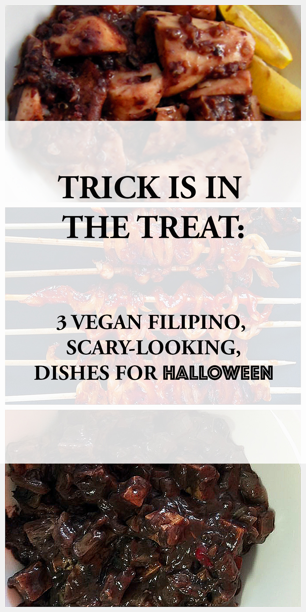 3 last minute halloween recipes vegan filipino astig vegan 3 last minute halloween recipes vegan filipino forumfinder Image collections